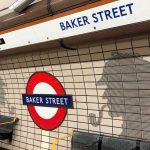 ベーカー・ストリート駅 Baker Street Station