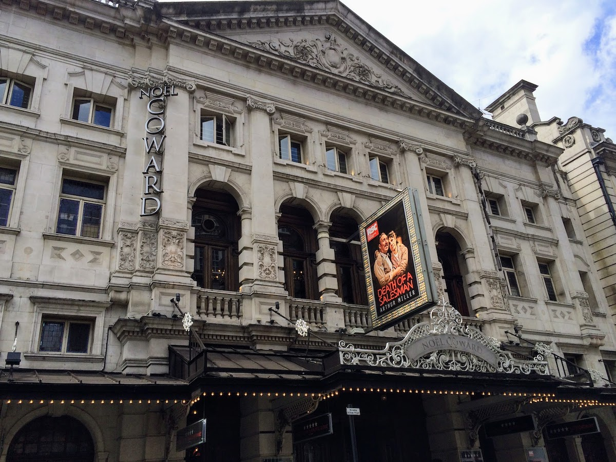 ノエル・カワード・シアター Noël Coward Theatre