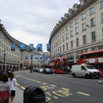 リージェント・ストリート Regent Street