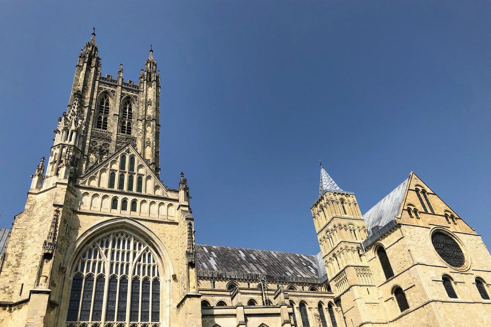 カンタベリー大聖堂 Canterbury Cathedral