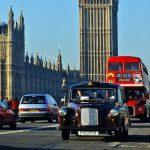 ロンドン名物のキャブを貸し切り:2時間プライベートツアー