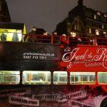ロンドンゴーストナイトツアー:2階建てバス観光+切り裂きジャック+スミスフィールドマーケット+シャーロック・ホームズパブ