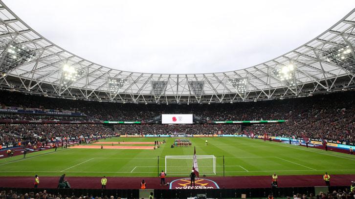 オリンピック・スタジアム(ロンドン・スタジアム) London Stadium