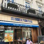 サセックス・フィッシュ・バー Sussex Fish Bar