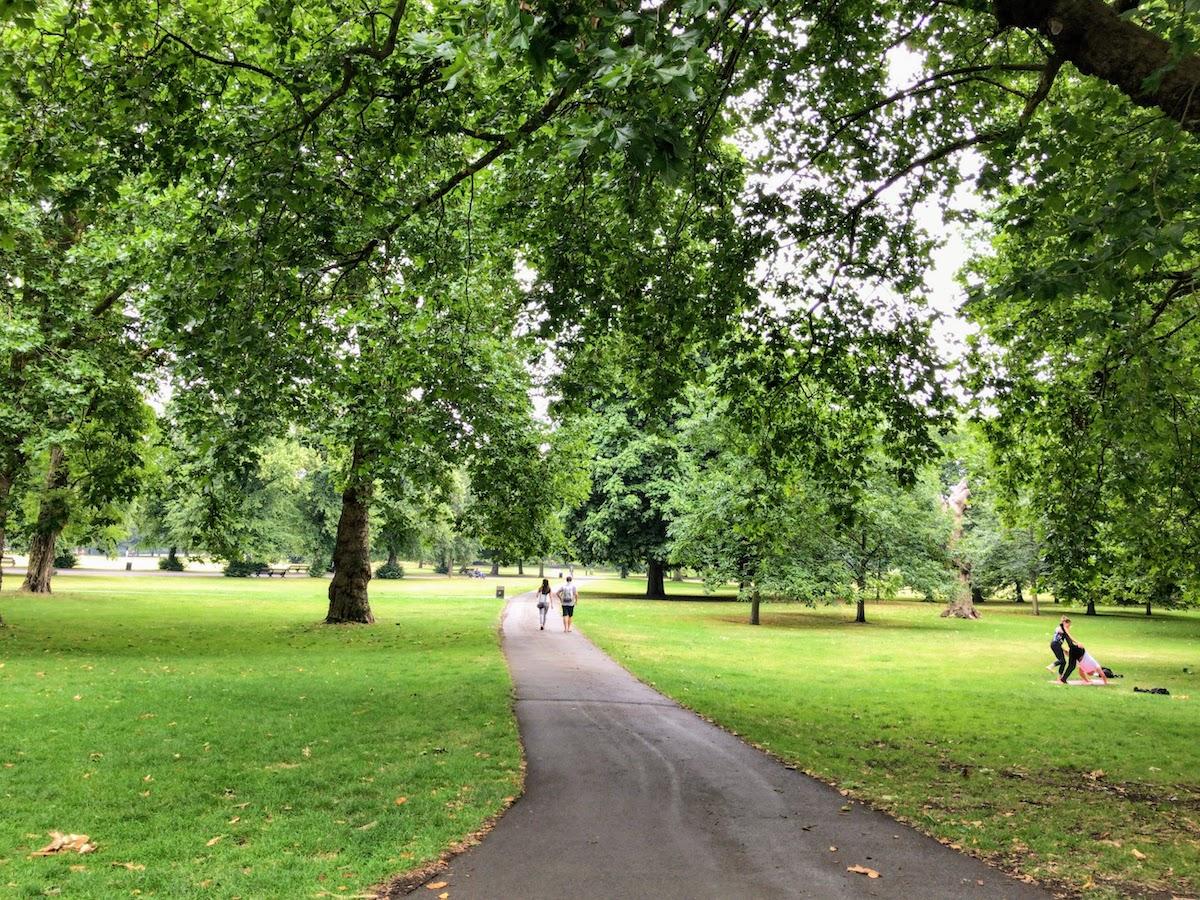 グリニッジ・パーク Greenwich Park