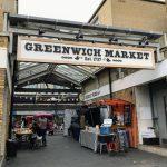 グリニッジ・マーケット Greenwich Market
