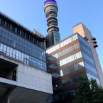 BTタワー BT Tower