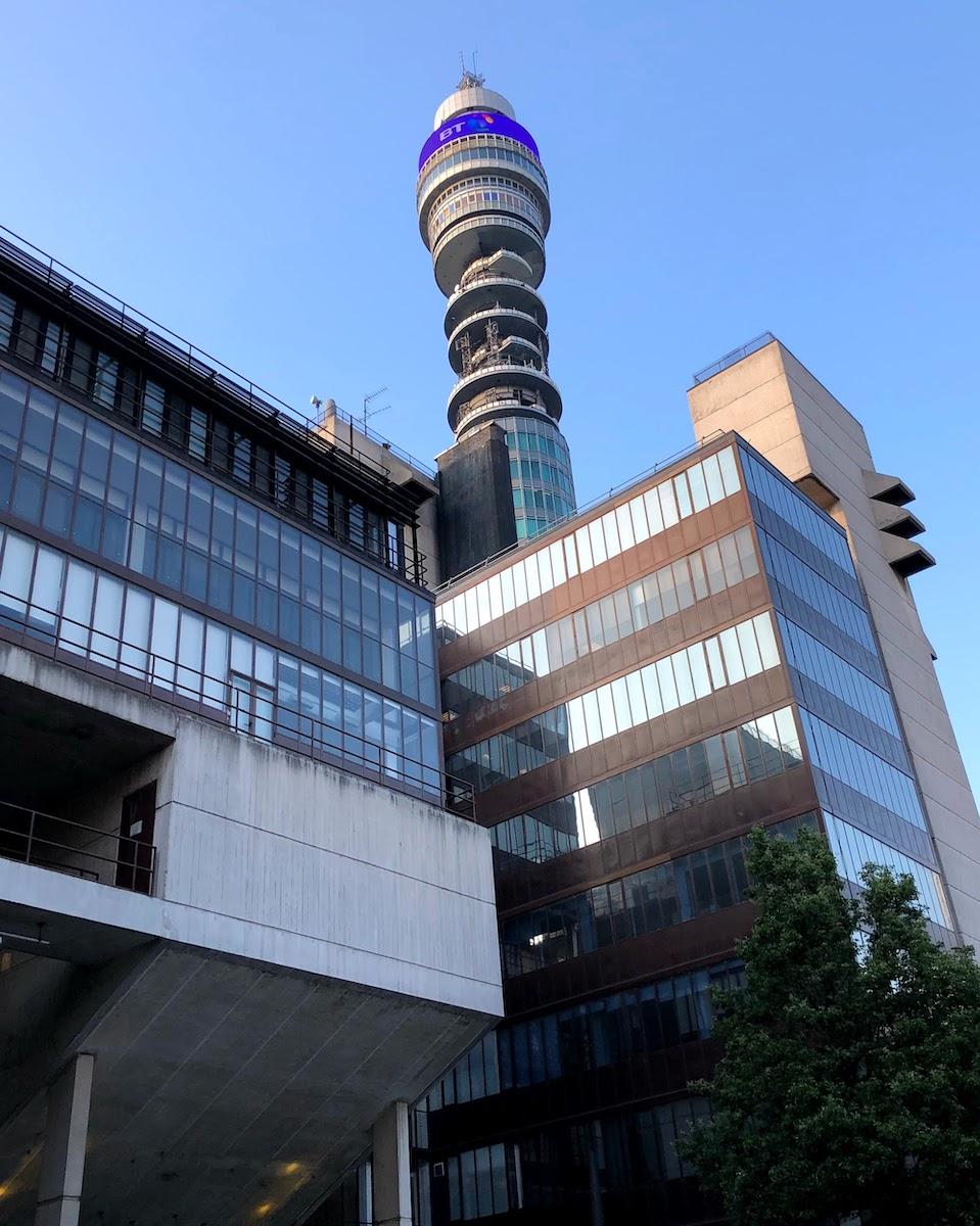 BTタワー BT Tower