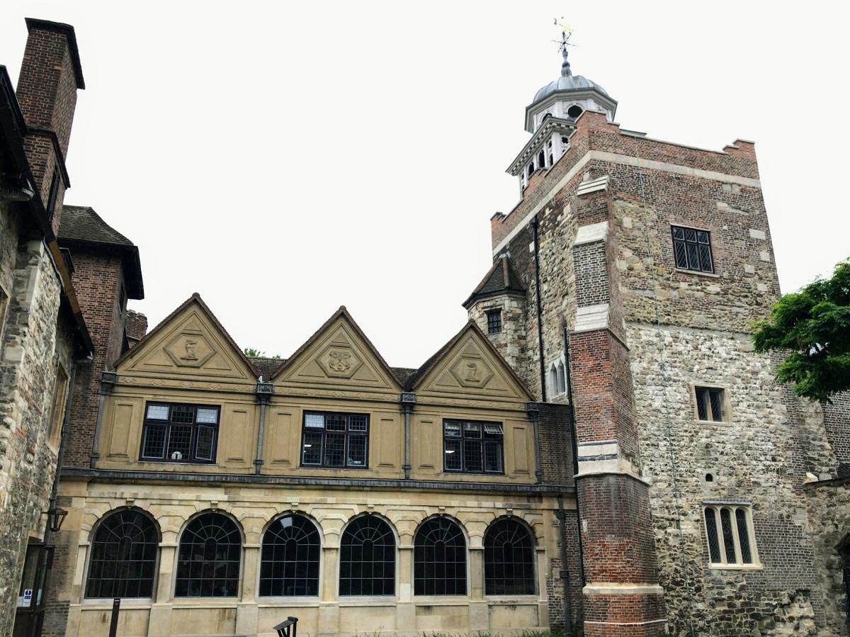 ロンドン・チャーターハウス London Charterhouse
