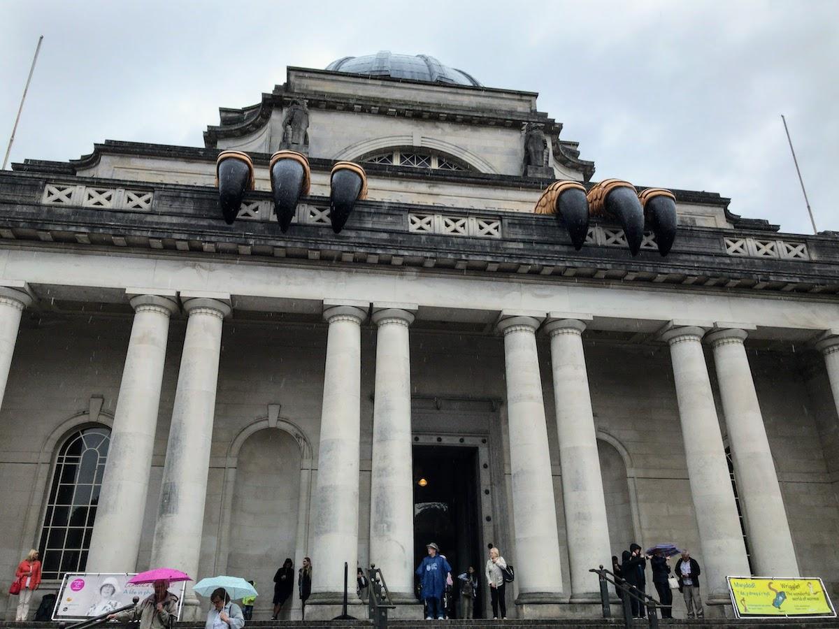 カーディフ国立博物館 National Museum Cardiff