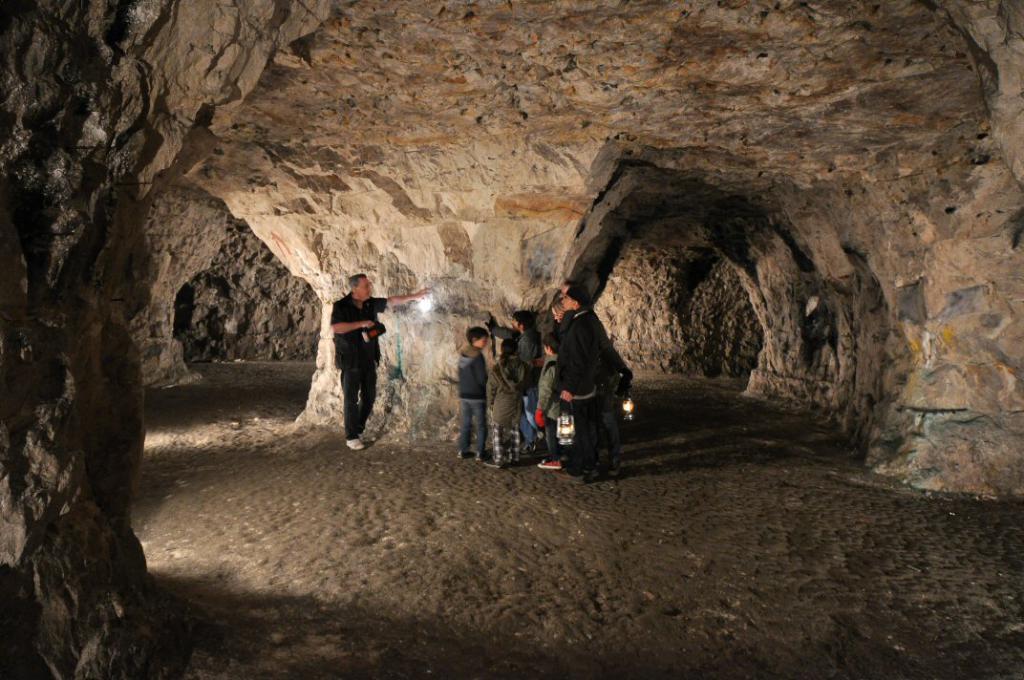 チズルハースト洞窟 Chislehurst Caves