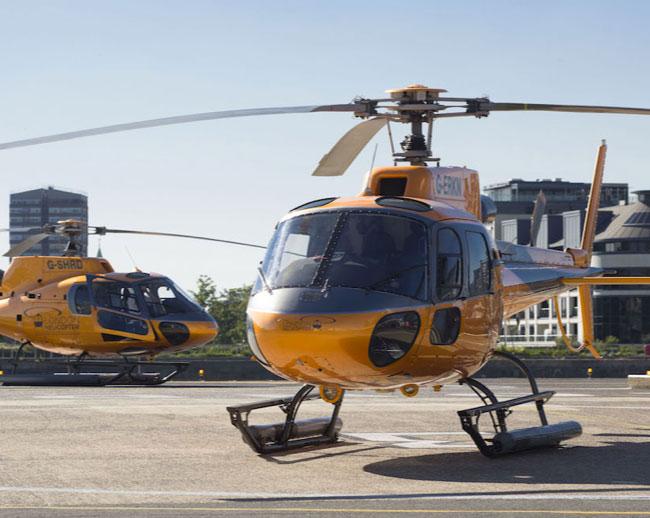 ロンドン・ヘリコプター The London Helicopter