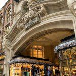 バーリントン・アーケード Burlington Arcade