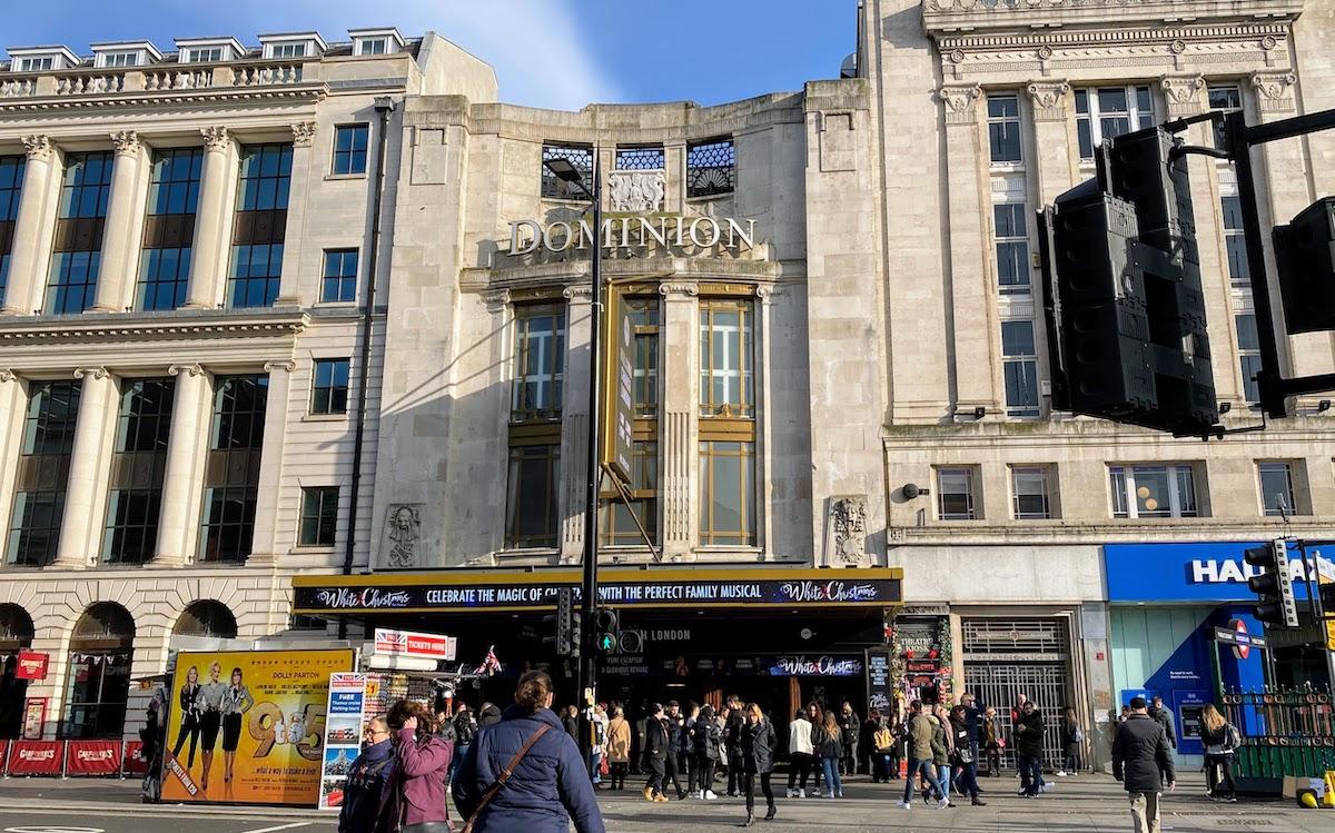 ドミニオン・シアター Dominion Theatre