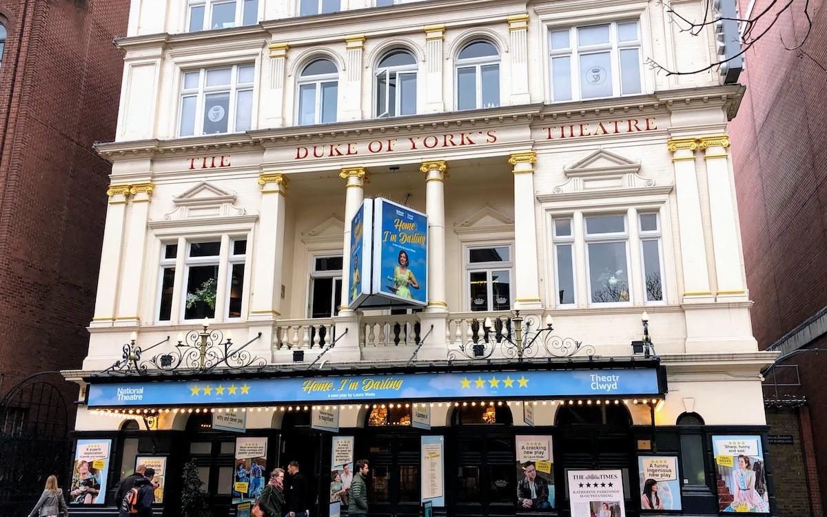 デューク・オブ・ヨーク・シアター Duke of York's Theatre