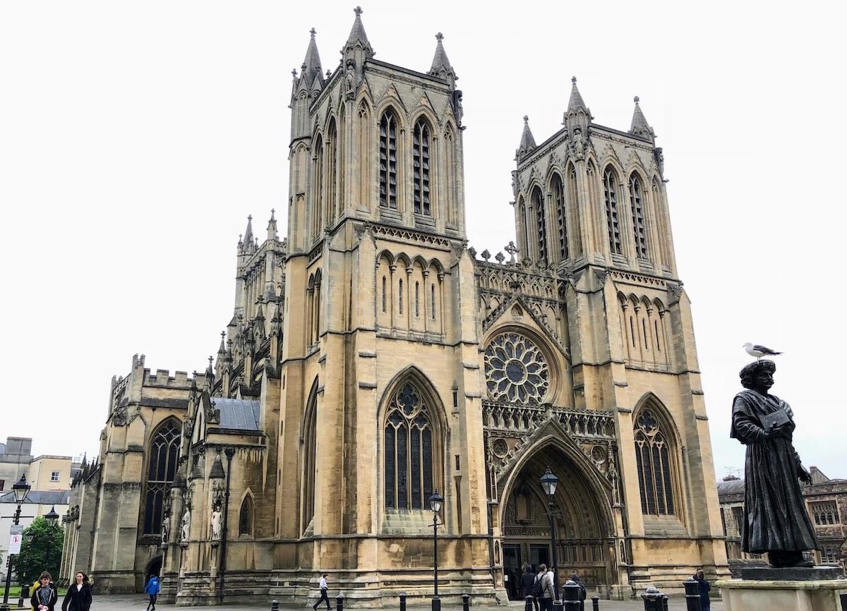 ブリストル大聖堂 Bristol Cathedral