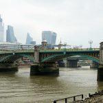 サザーク・ブリッジ Southwark Bridge
