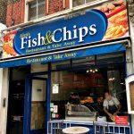 アレンズ・フィッシュ・アンド・チップス Alen's Fish & Chips