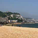 ドーバーのホワイト・クリフ White Cliffs of Dover