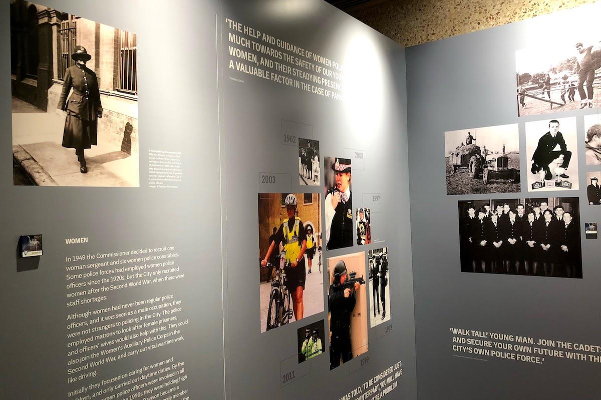 ロンドン市警察博物館 The City Of London Police Museum