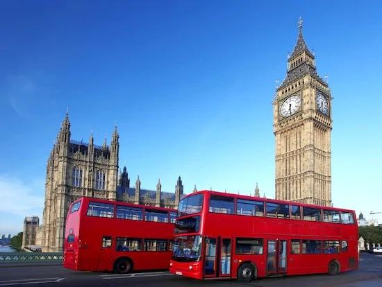 日本語ガイド/アシスタント:ロンドン8時間プライベートツアー 地下鉄・バス利用プラン