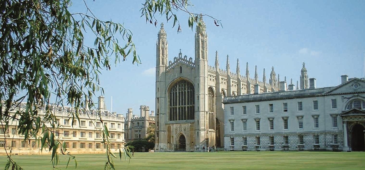 ロンドン発 英国の2大大学都市 オックスフォード&ケンブリッジ 日帰りツアー(5月~9月)